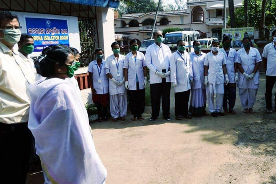 MGEHRI covid19 doctors and nurses