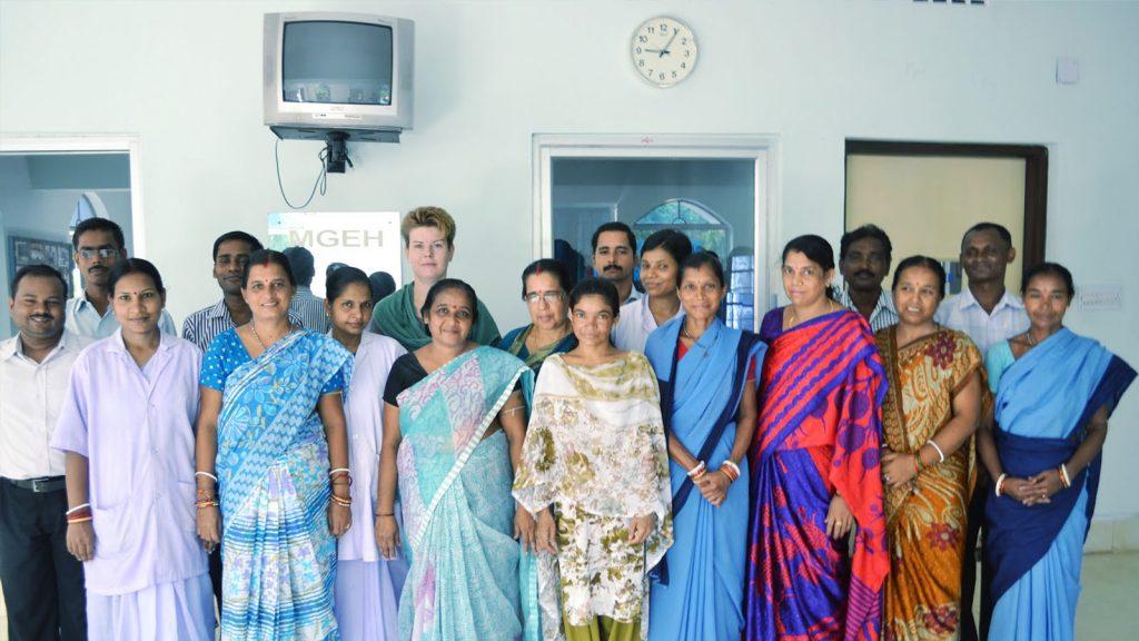 MGEHRI doctors and nurses